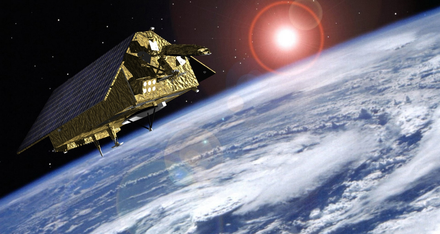 NASA Finishes Testing With Sentinel-6 Satellite That Can Help Learn More About Preventing Global Warming